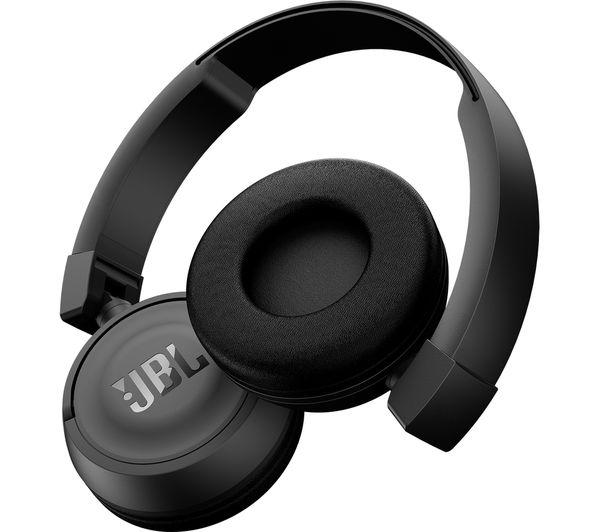 jbl noise cancelling headphones. jbl t450bt wireless bluetooth headphones - black jbl noise cancelling