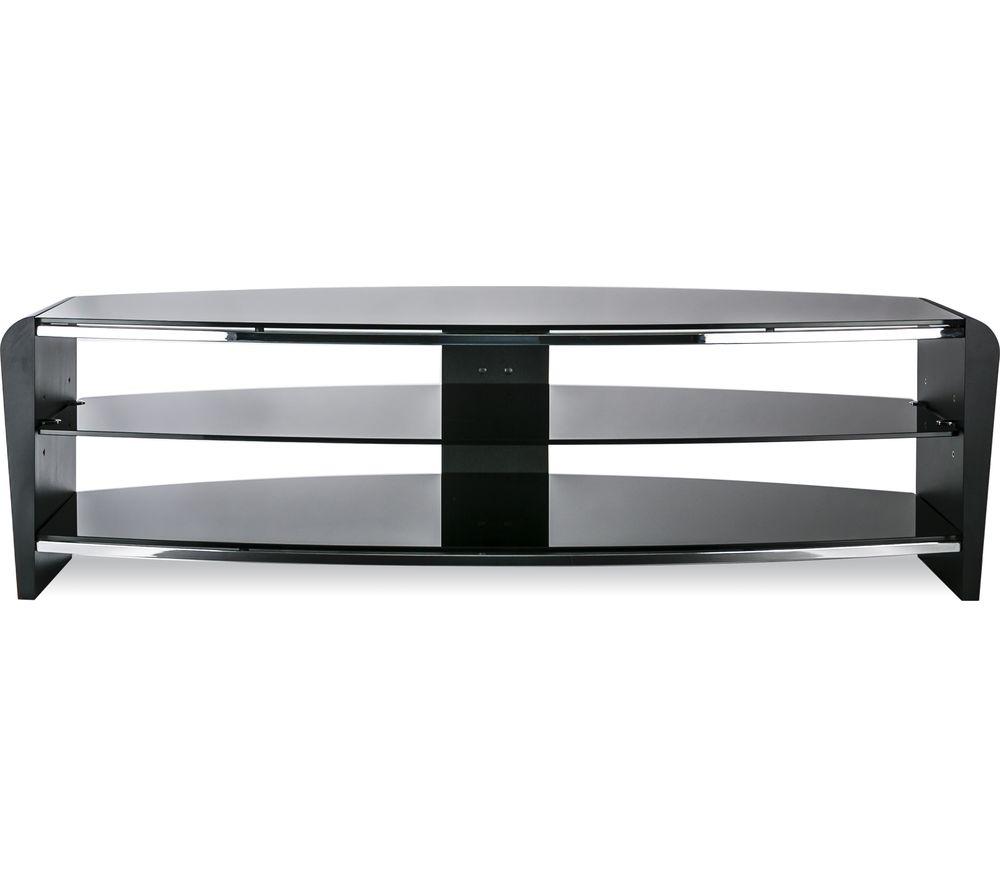 ALPHASON Francium 1400 TV Stand - Black