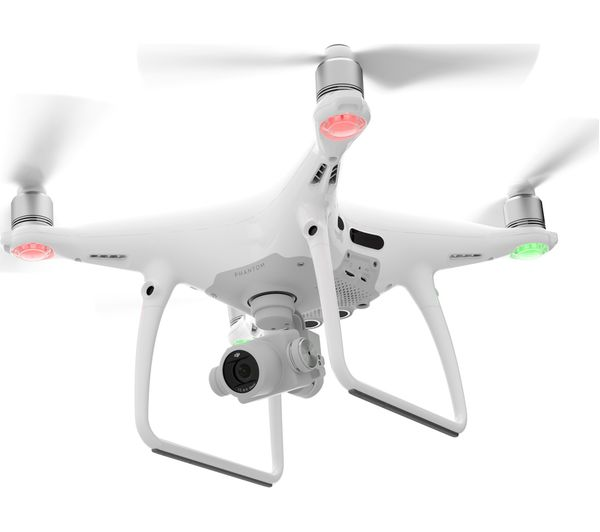 DJI Phantom 4 Pro With Controller