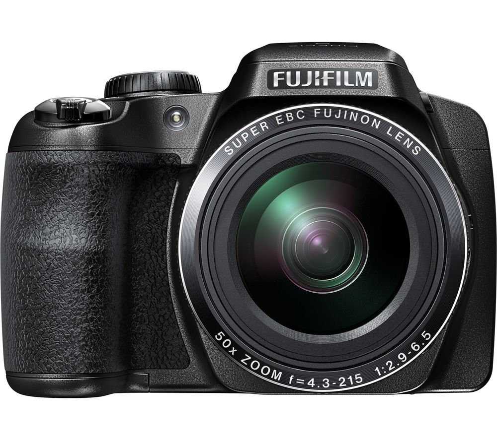 FUJIFILM FinePix S9800 Bridge Camera - Black