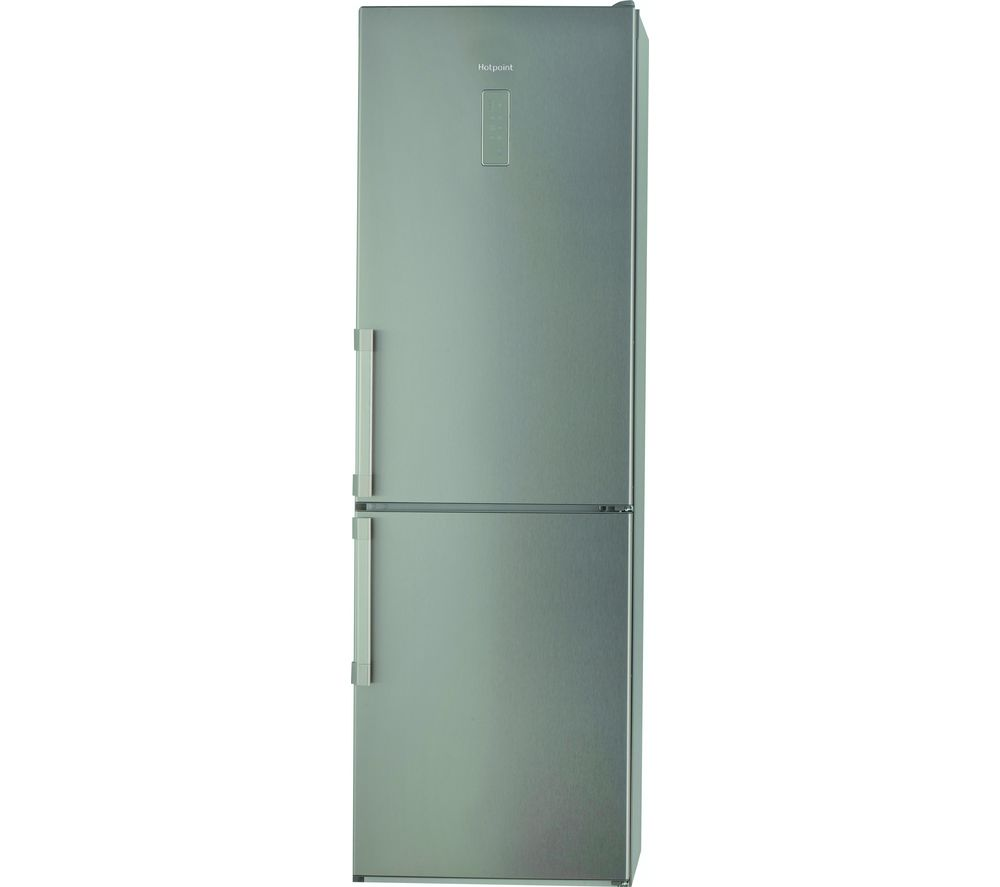 HOTPOINT Day 1 SMP8 D2Z X H 60/40 Fridge Freezer - Silver