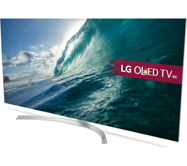 buy lg oled55b7v 55 smart 4k ultra hd oled tv free delivery currys. Black Bedroom Furniture Sets. Home Design Ideas