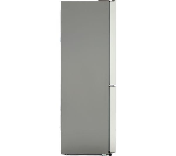 Buy Haier Htf 456dm6 6040 Fridge Freezer Stainless Steel Free