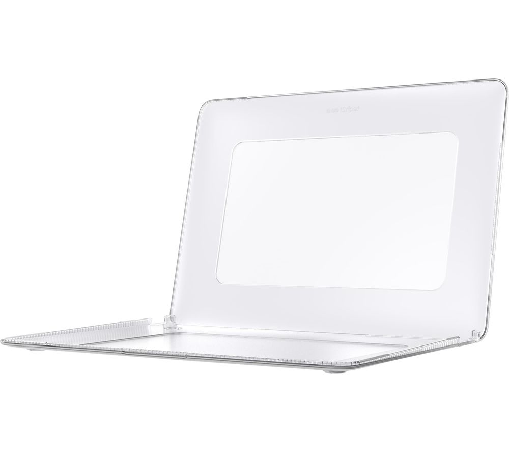 "TECH21 Impact Snap MacBook 12"" Case - Clear"