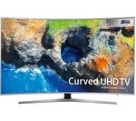 "SAMSUNG 55MU6500 55"" Smart 4K Ultra HD HDR Curved LED TV"