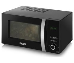 TOWER T24003 Microwave with Grill - Black