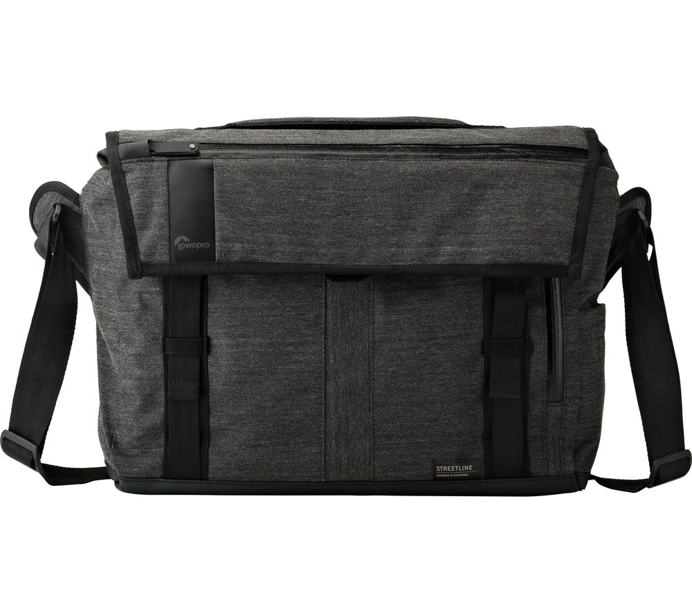 LOWEPRO StreetLine SH 180 DSLR Camera Bag - Charcoal Grey