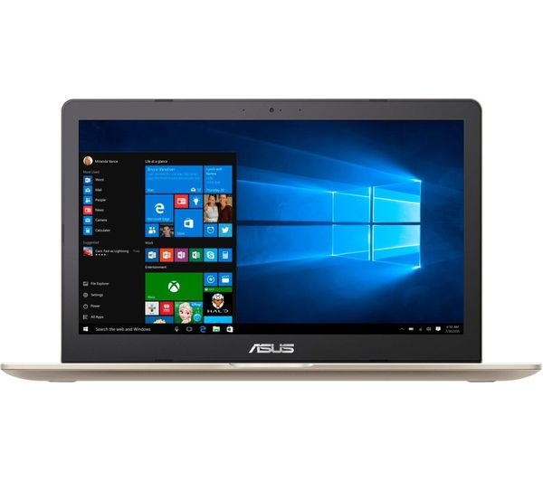 "Image of ASUS VivoBook Pro 15 N580VD 15.6"" Laptop - Gold"