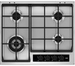 AEG HG65SY4551 Gas Hob - Stainless Steel