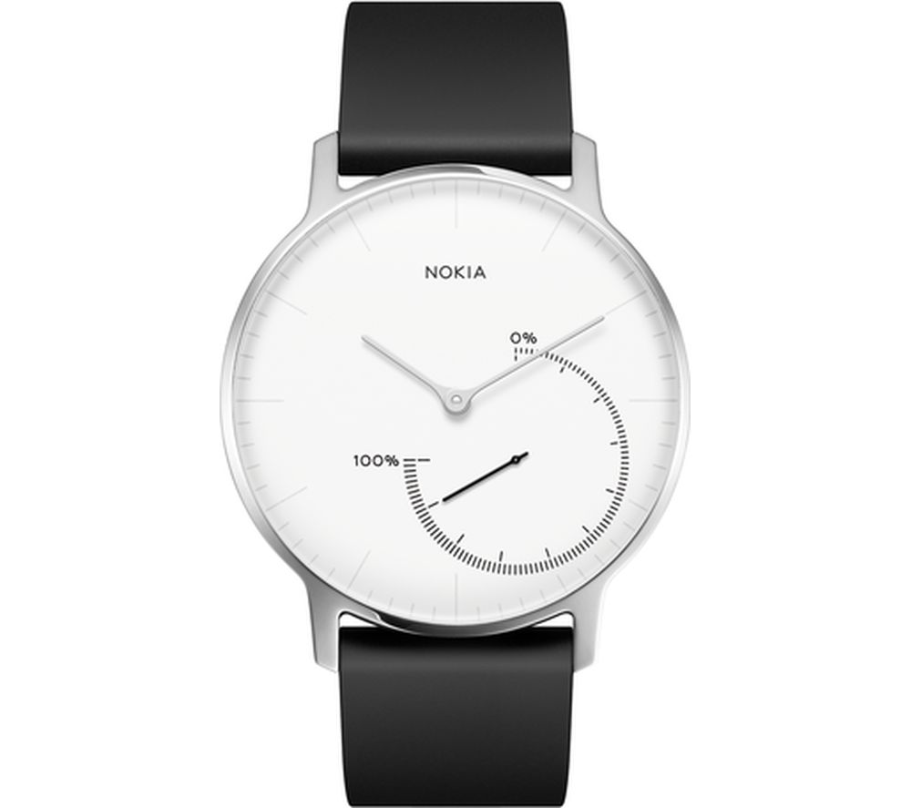 NOKIA Steel - Black & White