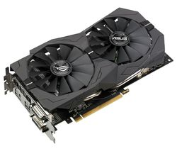 ASUS Radeon RX 570 4 GB ROG Strix Graphics Card