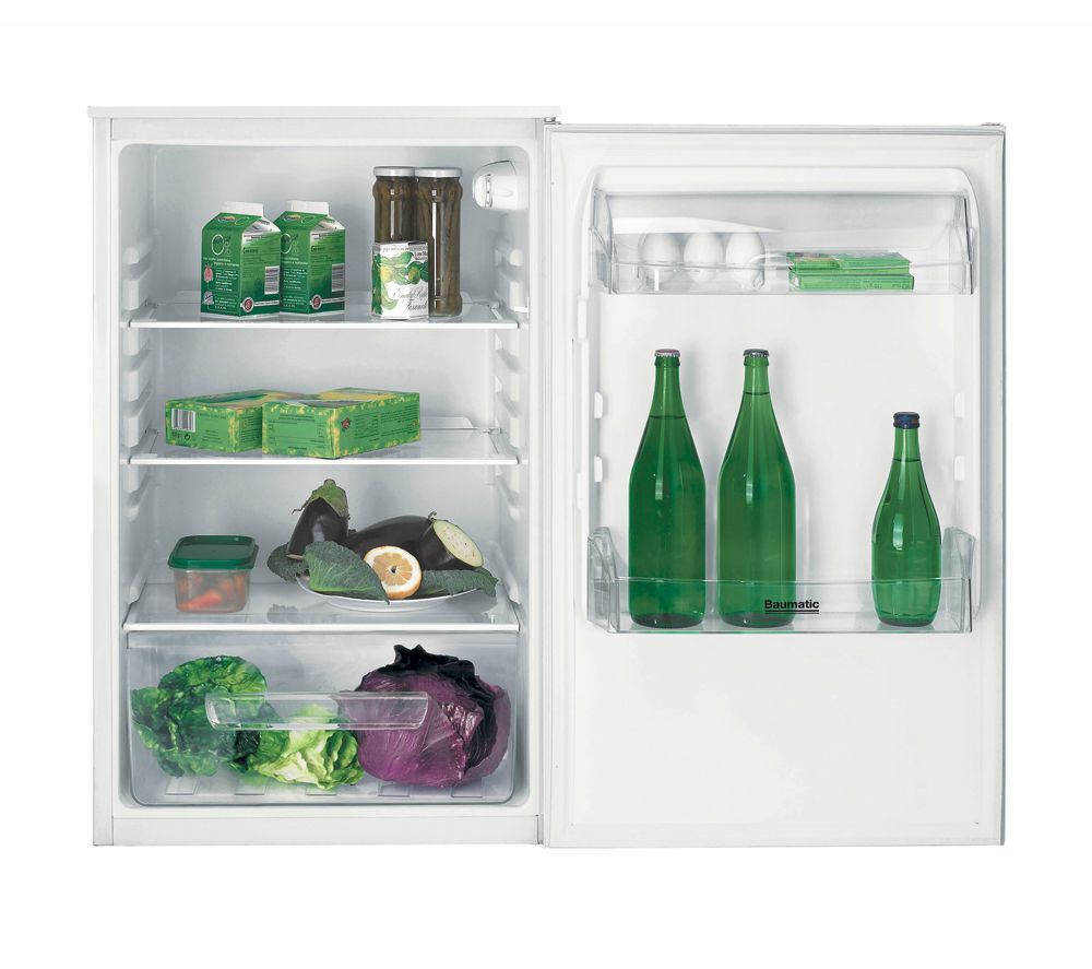 BAUMATIC BRBL140 Integrated Fridge