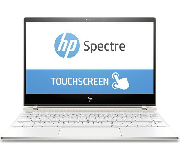 "Image of HP Spectre 13.3"" Intel® Core™ i5 Laptop - 256 GB SSD, White"