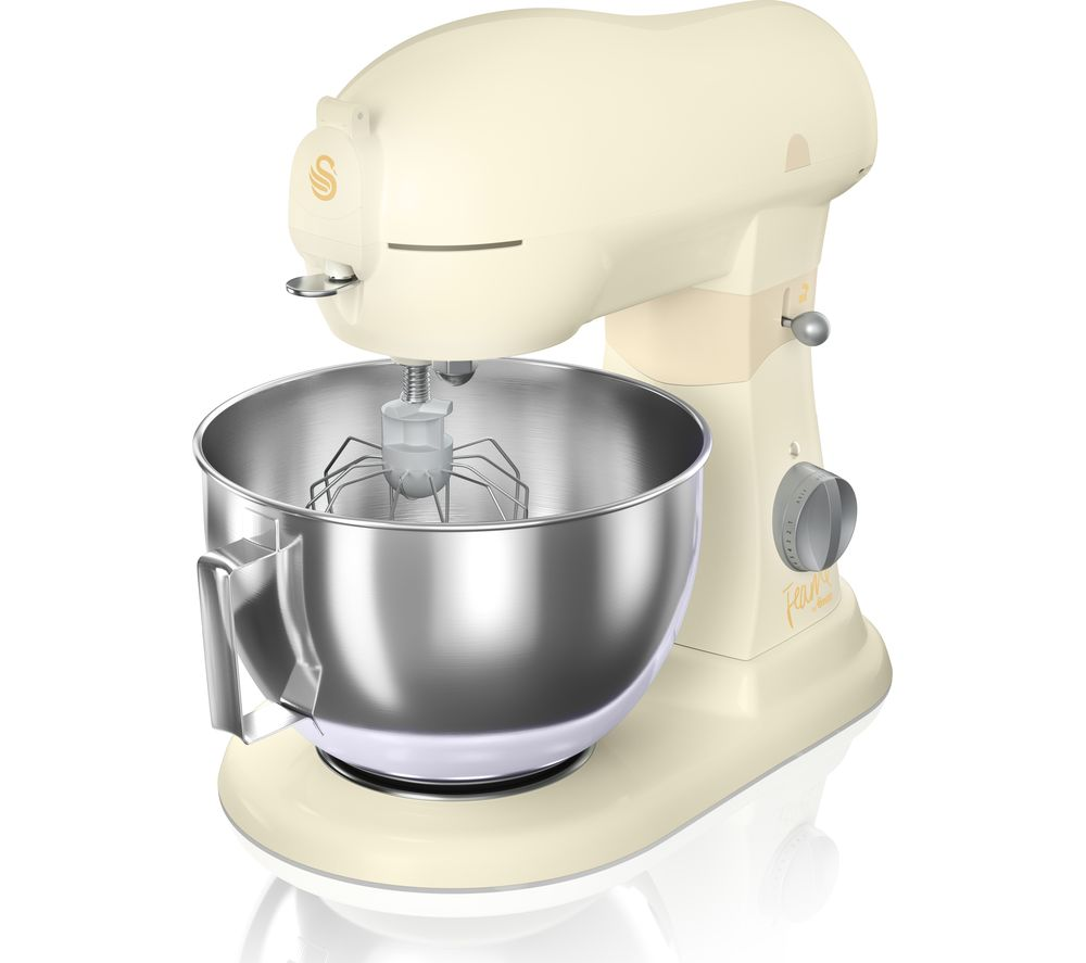 SWAN Fearne SP32010HON Stand Mixer - Honey