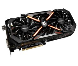 GIGABYTE GeForce GTX 1080 Ti 11 GB Aorus Graphics Card
