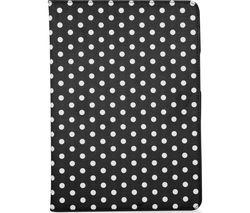 "GOJI 9.7"" iPad Folio Case - Black & White"