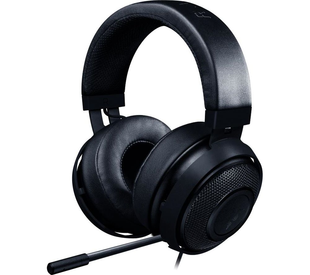 RAZER Kraken Pro V2 Oval 2.0 Gaming Headset - Black