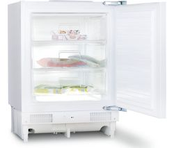 ESSENTIALS CIF60W18 Integrated Undercounter Freezer