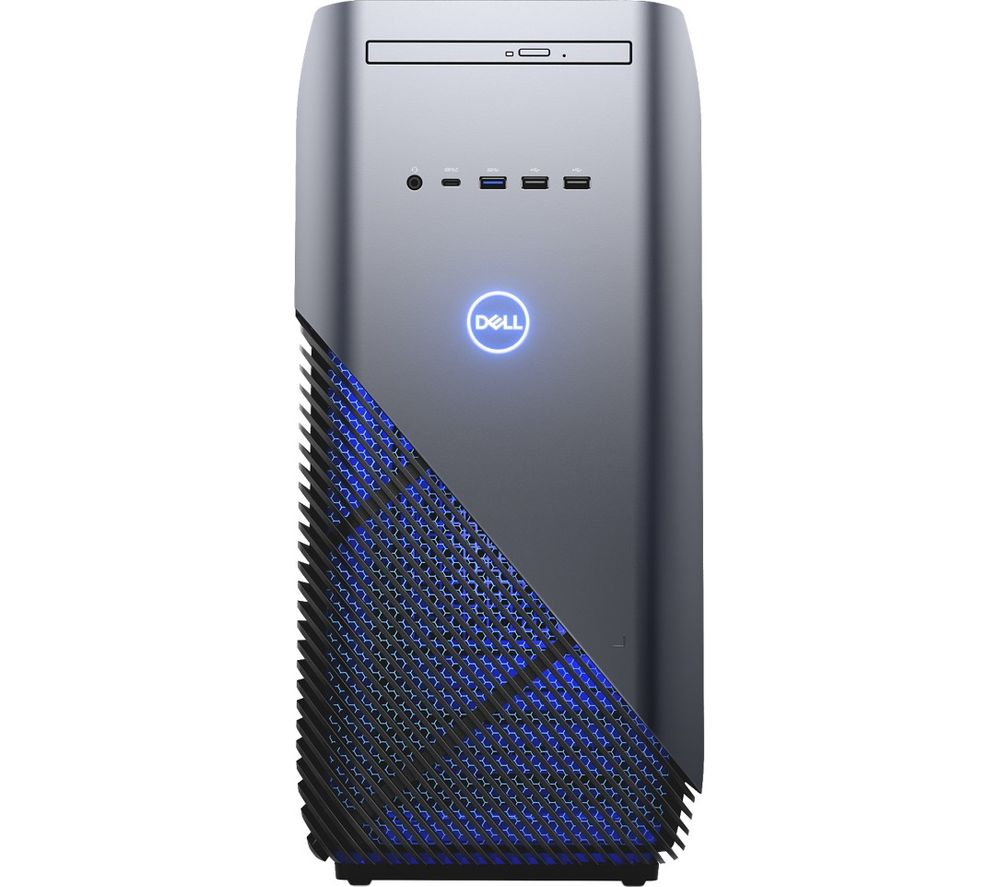 DELL Inspiron Intel® Core™ i5 GTX 1060 Gaming PC - 1 TB ...