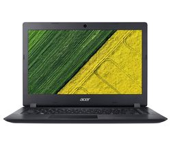 "ACER Aspire 3 15.6"" AMD Ryzen 5 Laptop - 1 TB HDD, Black"