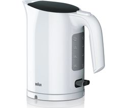 BRAUN Series 3 PurEase WK3110.WH Jug Kettle - White