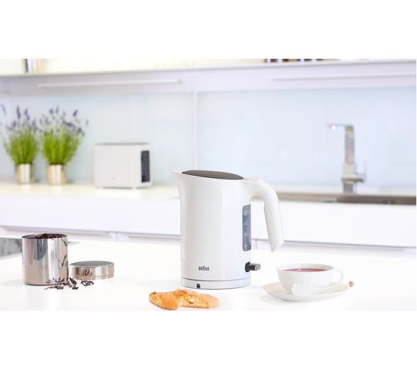 Buy BRAUN Series 3 PurEase WK3110.WH Jug Kettle