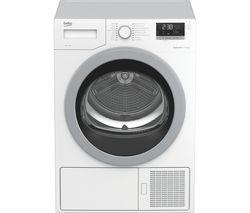 BEKO DHX83420W 8 kg Heat Pump Tumble Dryer - White