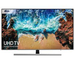"""SAMSUNG UE55NU8000 55"""" Smart 4K Ultra HD HDR LED TV"""