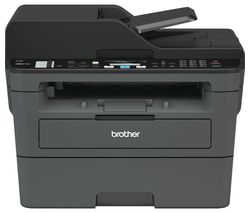 BROTHER MFCL2710DW Monochrome All-in-One Wireless Laser Printer with Fax