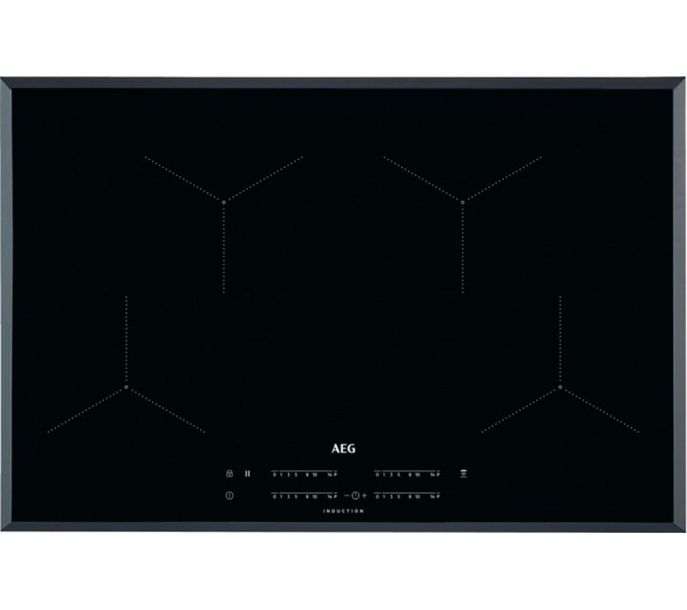 Buy Aeg Ikb84431fb Electric Induction Hob