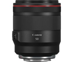RF 50 mm f/1.2L USM Standard Prime Lens
