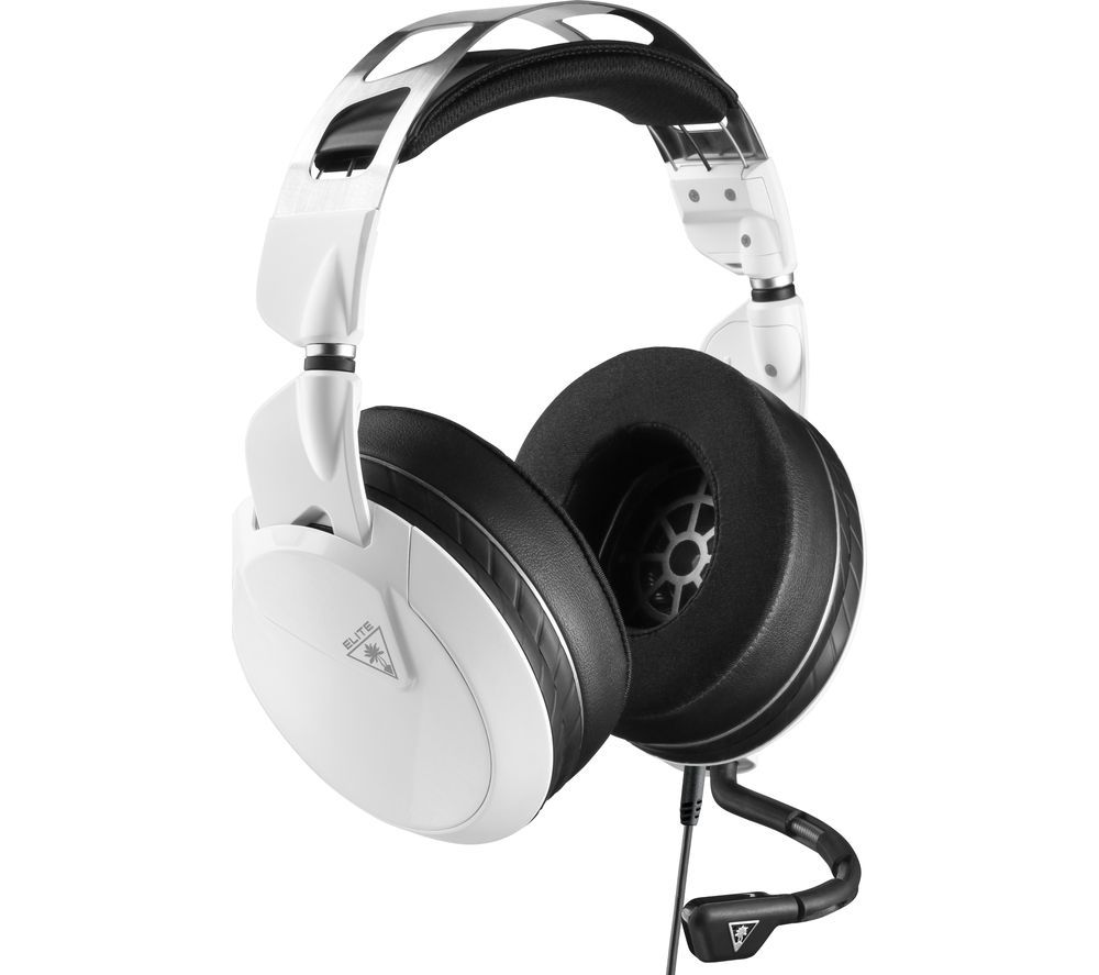 TURTLE BEACH Elite Pro 2 Wireless 7.1 Gaming Headset with Elite SuperAmp Audio Controller - White