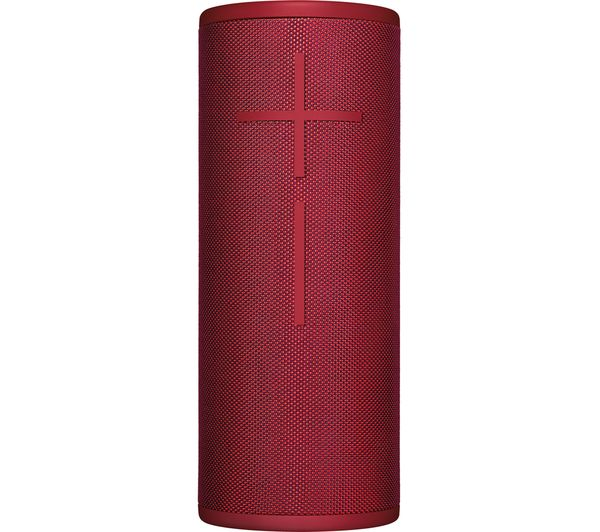 Image of ULTIMATE EARS BOOM 3 Portable Bluetooth Speaker - Red