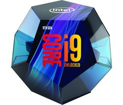 INTEL Core™ i9-9900K Unlocked Processor - OEM