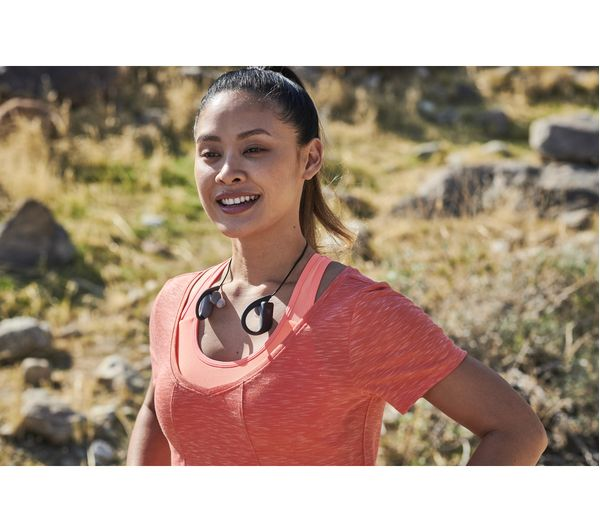 Buy Jbl Endurance Sprint Wireless Bluetooth Headphones Black Free Delivery Currys