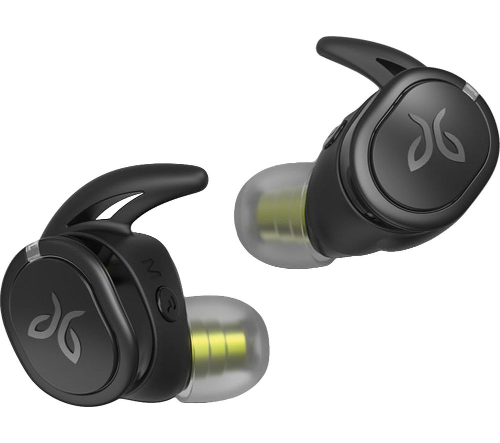 JAYBIRD Run XT Wireless Bluetooth Sports Earphones - Black & Flash