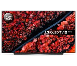 "LG OLED55C9PLA 55"" Smart 4K Ultra HD HDR OLED TV with Google Assistant"