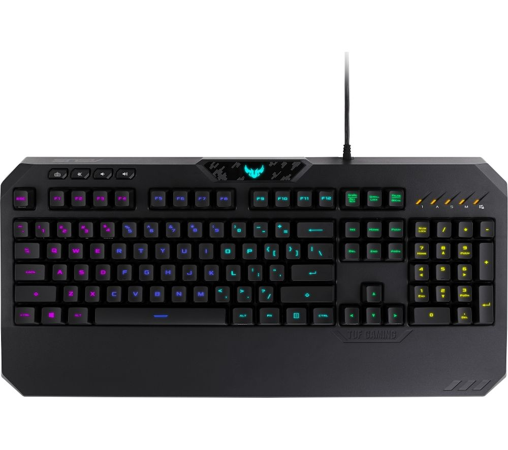 Gaming Keyboard Accessories : buy asus tuf k5 gaming keyboard free delivery currys ~ Hamham.info Haus und Dekorationen