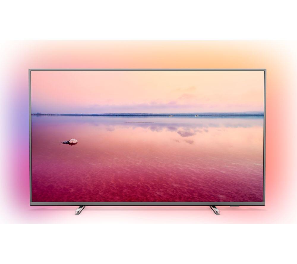 "PHILIPS Ambilight 50PUS6754/12 50"" Smart 4K Ultra HD HDR LED TV"