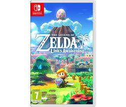 NINTENDO SWITCH The Legend of Zelda: Links Awakening