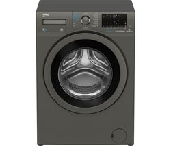 BEKO WDX850130G Bluetooth 8 kg Washer Dryer - Graphite