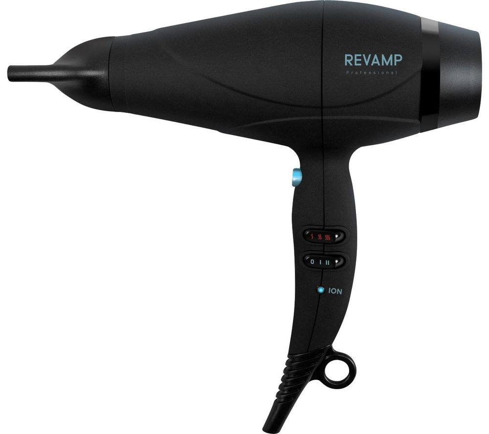 Progloss 5000 Hair Dryer - Black