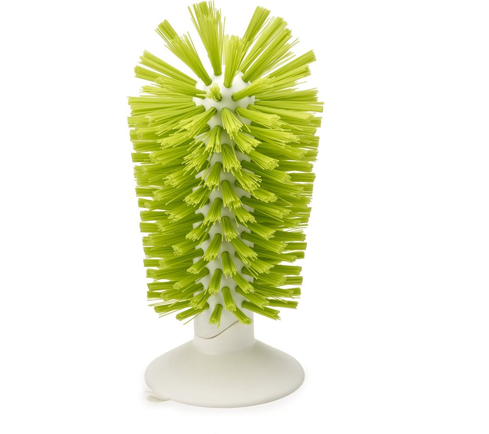 Image of Brush-Up In-Sink Brush - Green, Green