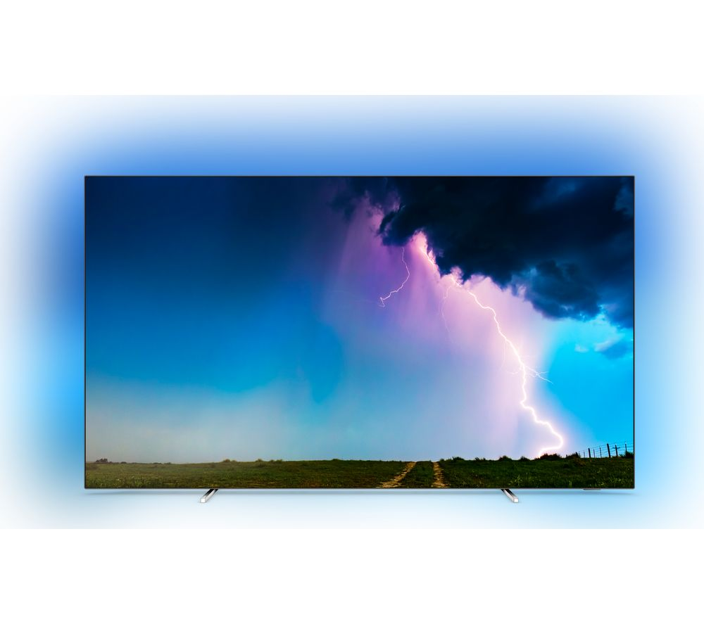 "Image of 55"" PHILIPS Ambilight 55OLED754/12 Smart 4K Ultra HD HDR OLED TV"