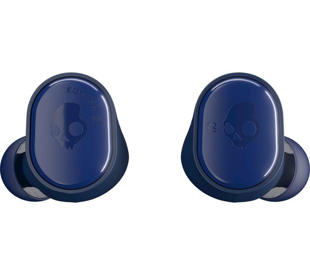 Sesh TW Wireless Bluetooth Earphones - Indigo Blue, Indigo