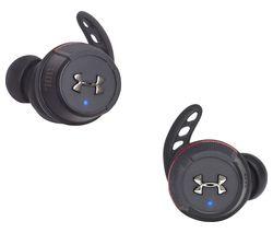 JBL Under Armour Flash Sport True Wireless Earphones - Black