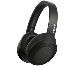SONY WH-H910 Wireless Bluetooth Noise-Cancelling Headphones - Black