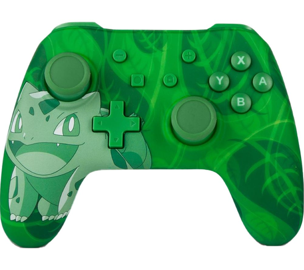 POWERA Nintendo Switch Wired Controller - Bulbasaur