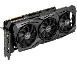GeForce RTX 2080 Ti 11 GB ROG Strix OC Edition Graphics Card