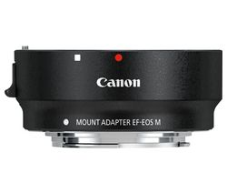 EF-EOS M Lens Mount Adapter